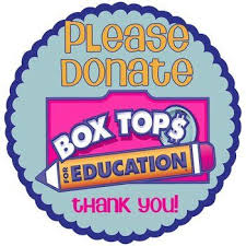 Box Tops for Eduation