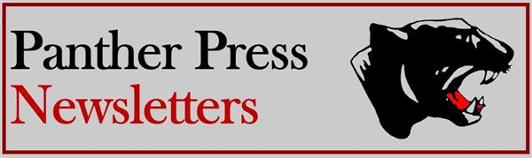 Panther Press Logo